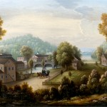 Speedwell Village and Iron Works Macculloch Hall Fine Arts Collection