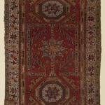Double Re-Entry Carpet, Macculloch Hall Carpet Collection Group Tours