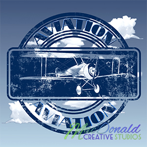 Aviation logo