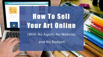 How to sell art online Skillshare class.