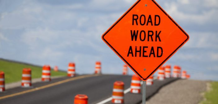State Route 82 Crack Seal – Night Work