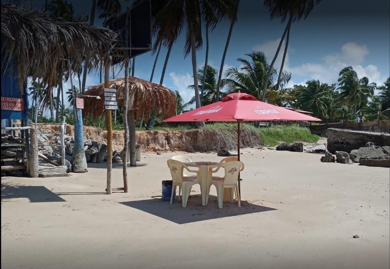 barraca da cantora - praia de ipioca