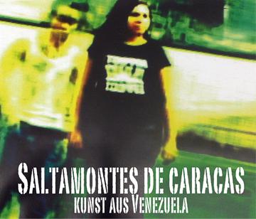 Saltamontes de Caracas