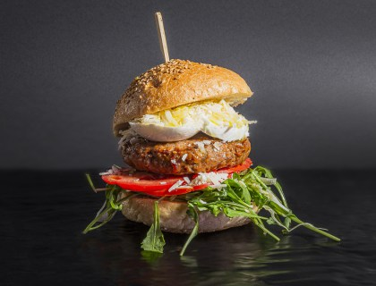 bufalotto burger