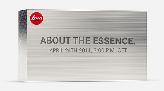 Thursday afternoon in Berlin and the the Leica T will be with us