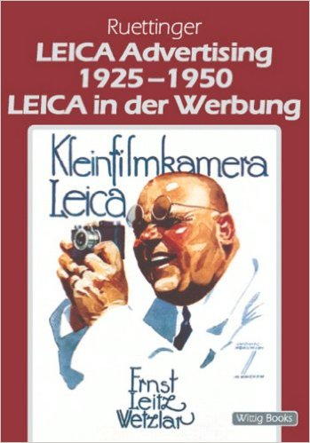 Currency reform in 1948 enabled Leitz to rebuild the brand following the war. This book, following the company