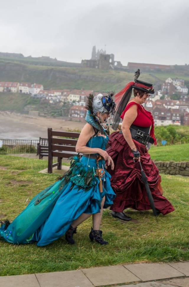 Whitby - A town with a difference