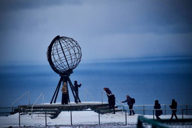The Globe North Cape