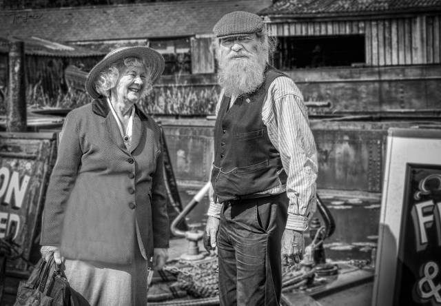Canal People, taken at the Black Country Museum (Leica SL with Vario Elmarit 24-90mm)