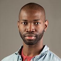Profile portrait of Tarell McCraney
