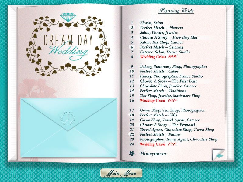 Dream Day Wedding Screenshot 1