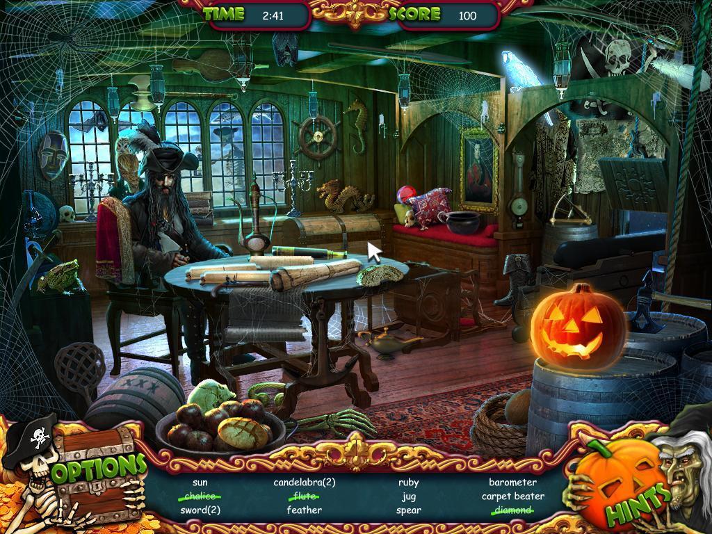 Halloween The Pirates Curse