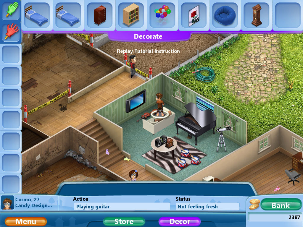 Beautiful How To Become Rich On Virtual Families 2 4 Steps