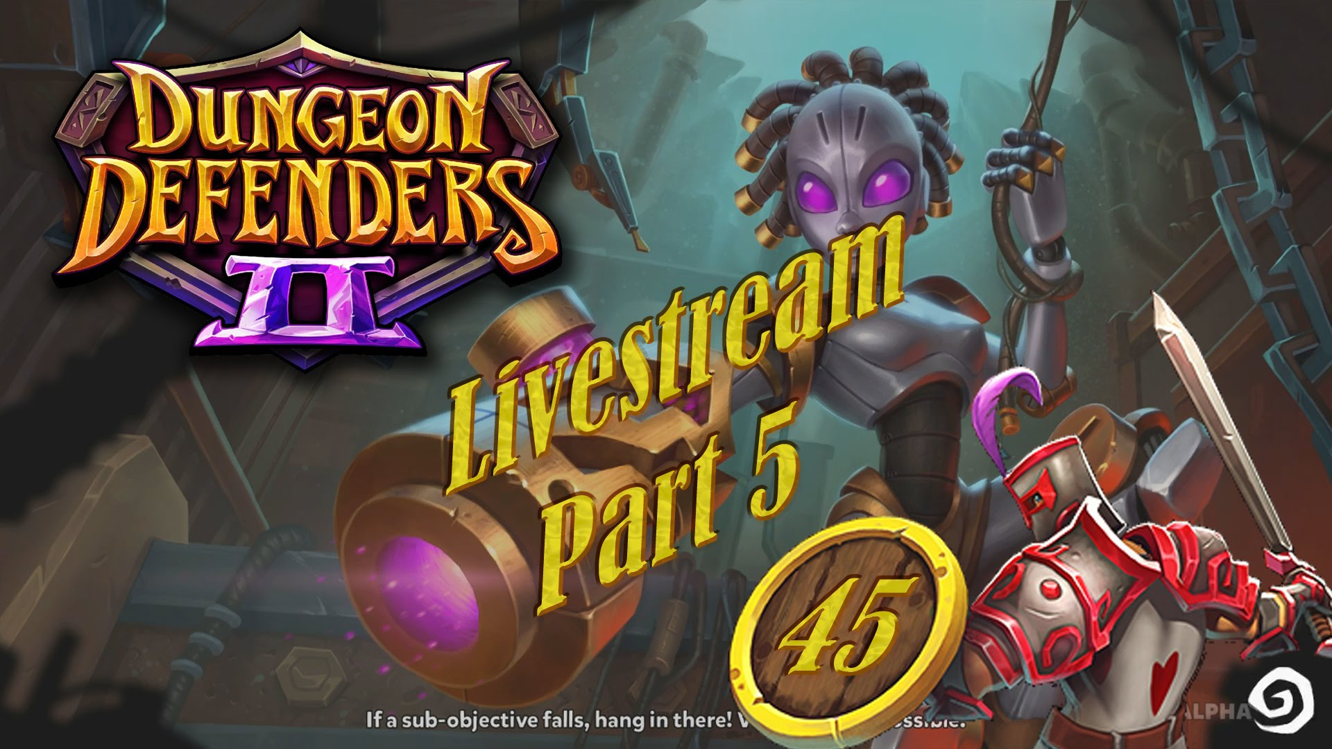 Dungeon Defenders 2 Lets Play Gameplay Season 2 Ep 45