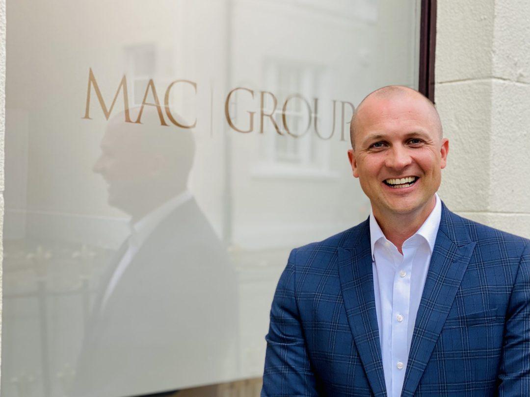 Ciaran Broad MAC Group Senion Independent Financial Adviser