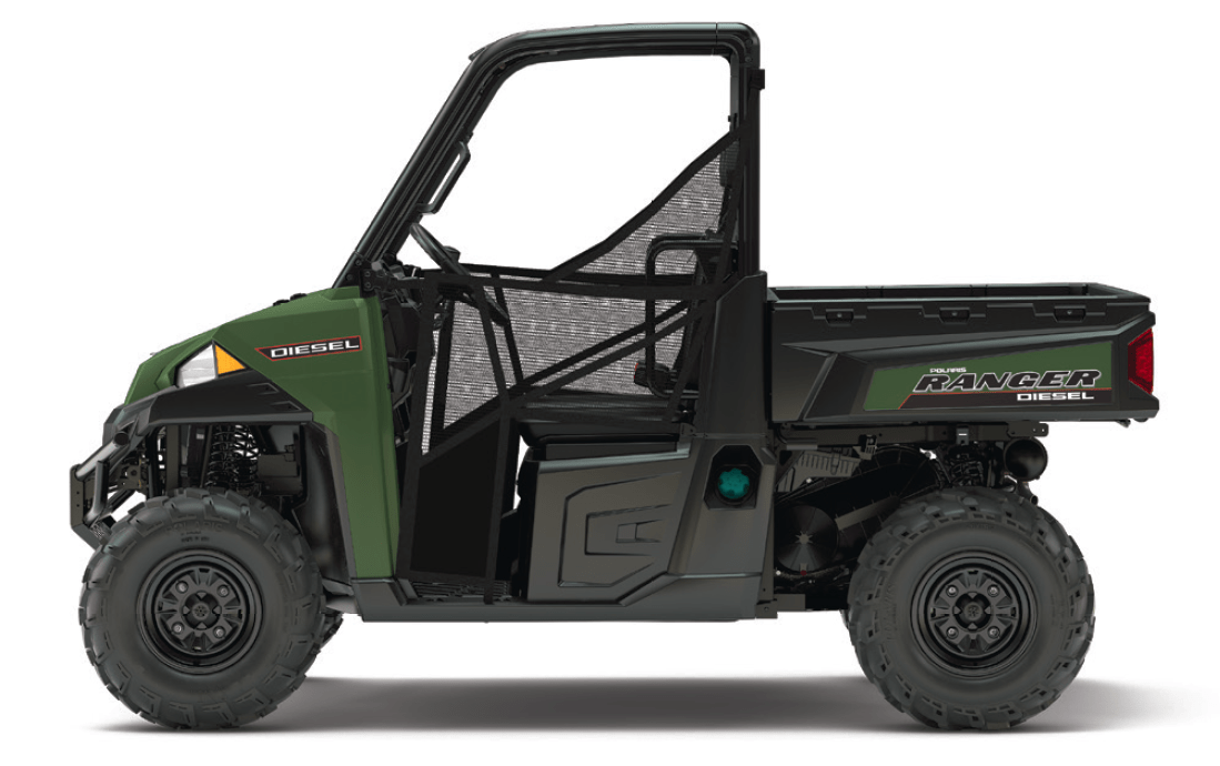 Polaris Ranger Diesel Utility Vehicle