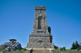 Bulgarien: Überall erinnern monumentale Denkmäler an vergangene Schlachten