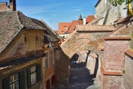 Sibiu: Die mittelalterliche Altstadt