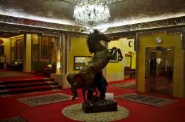 Esfahan: Das 5 Sterne Hotel haben wir nur als Tourist besucht