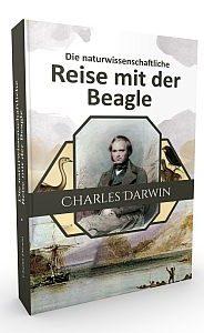 Darwin Reise - Cover BoD 3D 300