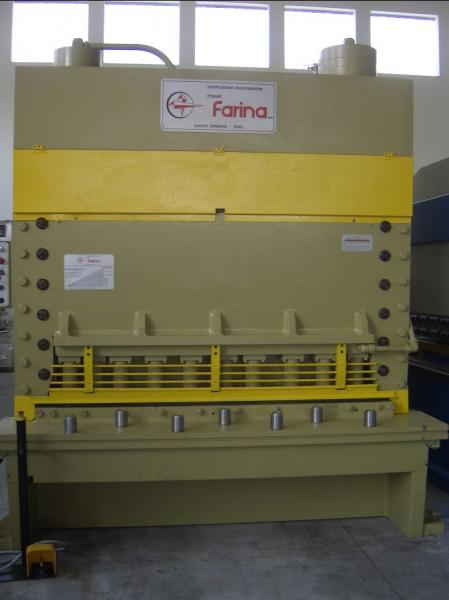 Cesoia oleodin. Farina CFO22