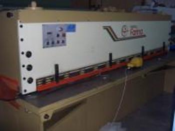 Cesoia oleodin. Farina CFO303