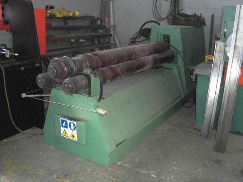 Cortellezzi 3-rolls bending machine
