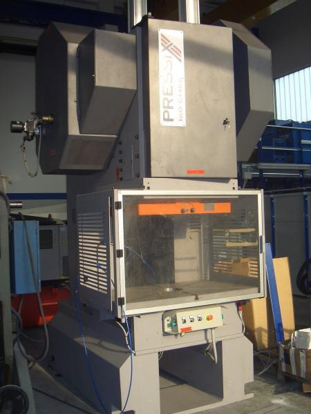 Pressa eccentrica Pressix 160-CNR6 usata in vendita