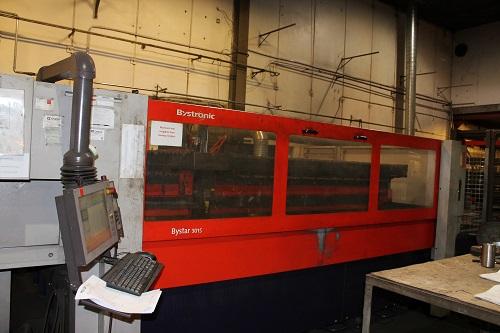 taglio laser Bystronic Bystar-3015 6000W usato in vendita