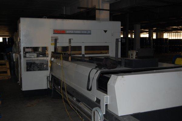 taglio laser Mazak Hyperturbo X510 usato in vendita