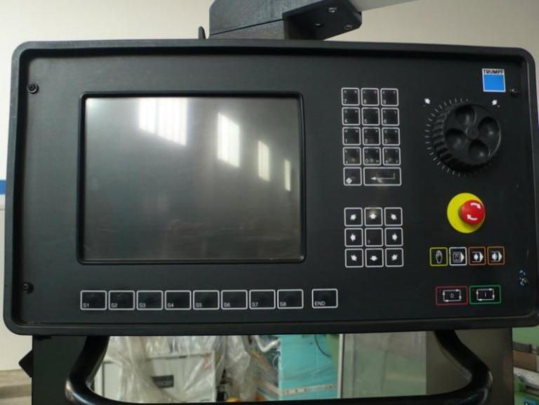 TrumaBend V130 pannello di controllo
