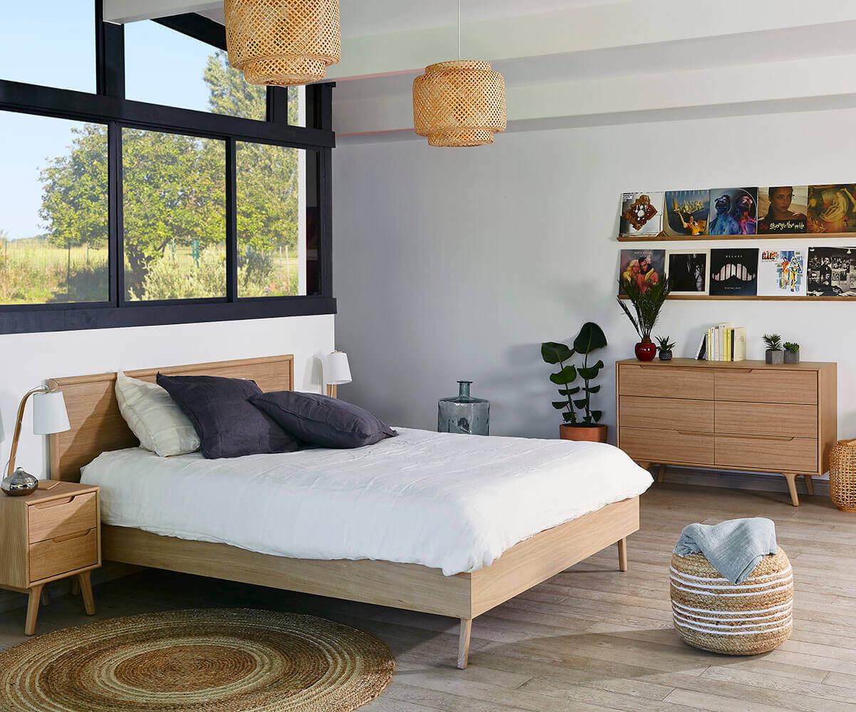 chambre adulte 4 meubles volga