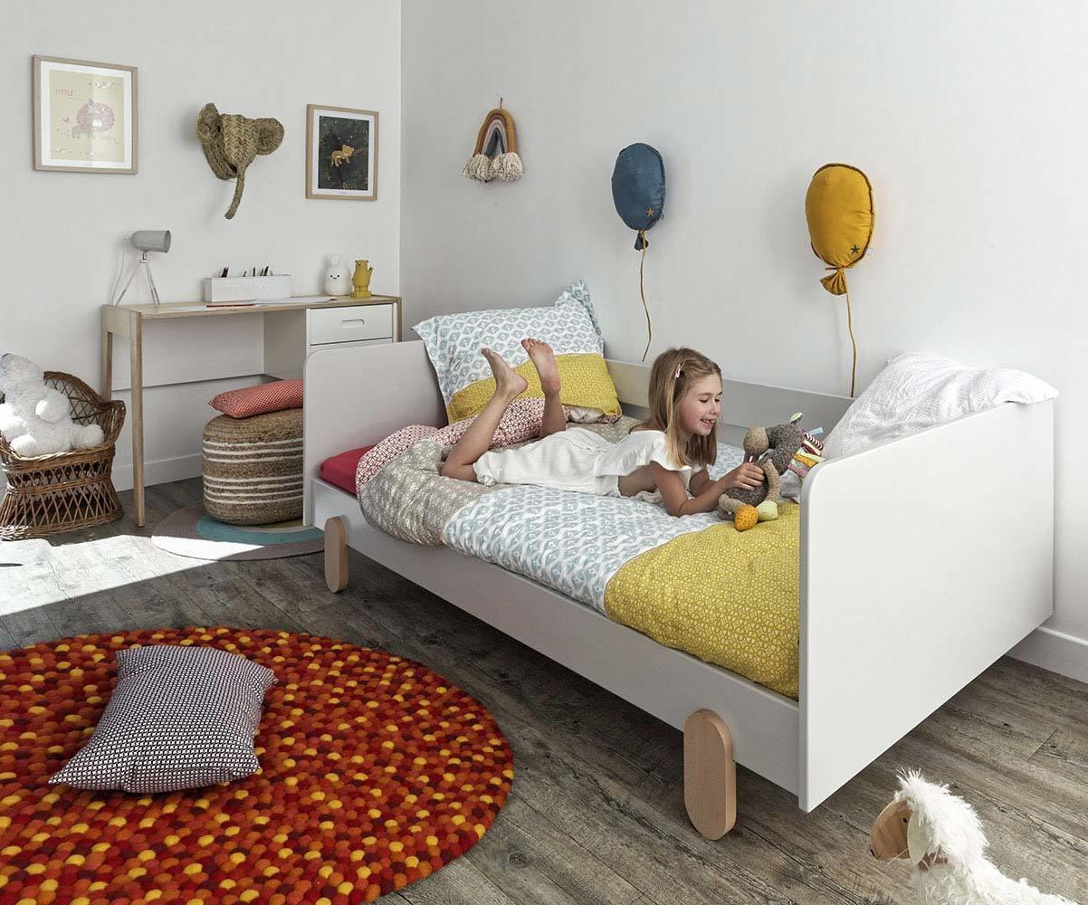 lit enfant banquette avec matelas baloon