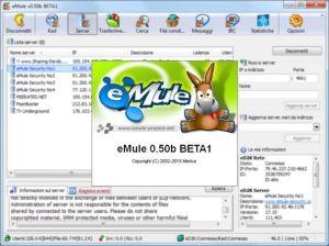 emule 0.50 beta 2