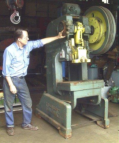 Machineco Presses Mechanical