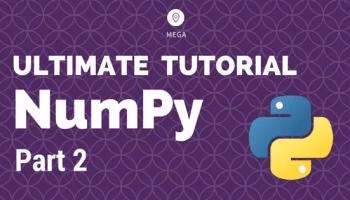 101 NumPy Exercises for Data Analysis (Python) - ML+