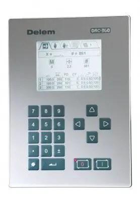 DAC360 controller