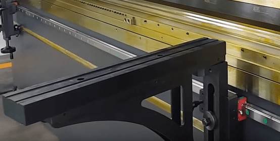 Press Brake Work Support Arms