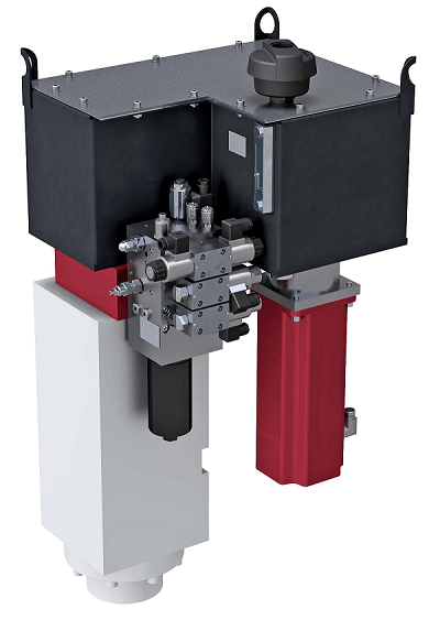 Press Brake Hydraulic Block