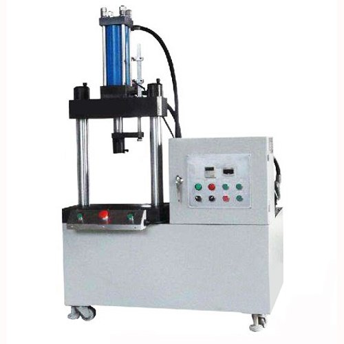 Two-pillar hydraulic press