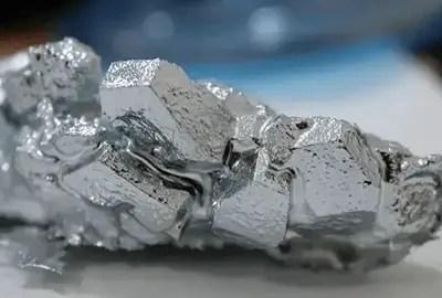 The metal with most scope of liquid - Gallium