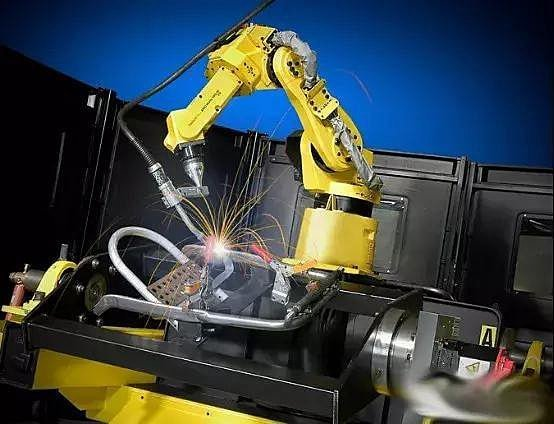 Laser Processing Robot