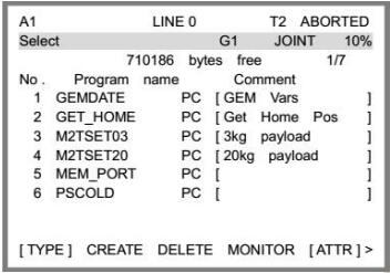 Overview Image of Program
