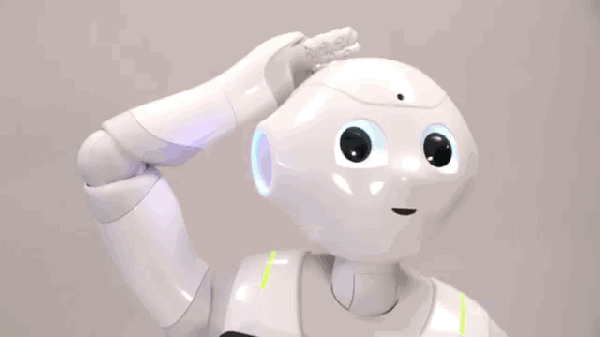 Pepper's emotional recognition developed by Japanese SBRH