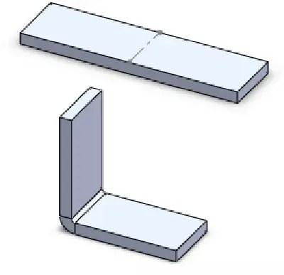 L bend