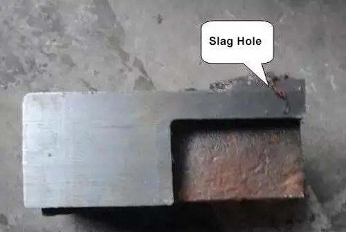 Slag Hole