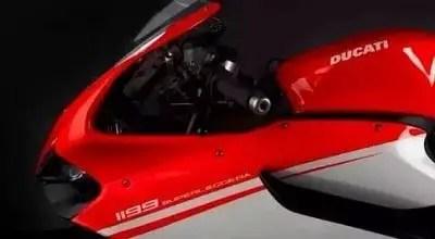 Vacuum plating for Ducati motorcycles