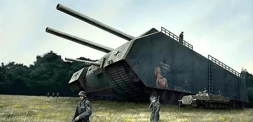 Giant Rat Tank