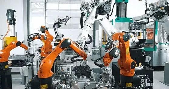 Industrial Robot Maintenance