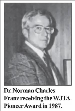 Dr. Norman Franz